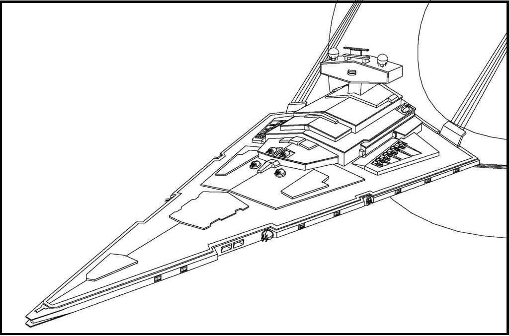 Раскраска корабли имперцев звездные войны на vipraskraski.ru