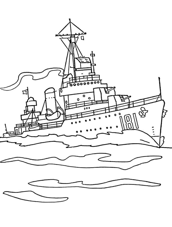 Раскраска корабль 567 крым на vipraskraski.ru