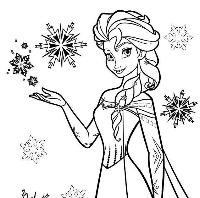 Раскраска хранители чудес снежная королева